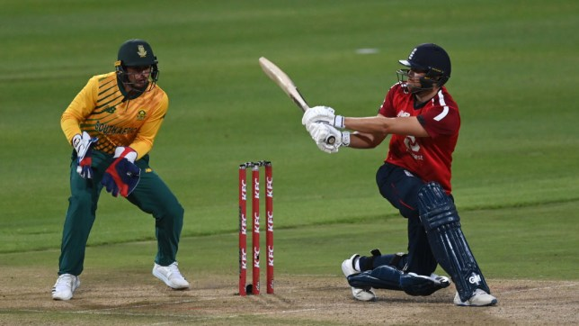 Dawid Malan produced a brilliant innings to help England smash South Africa