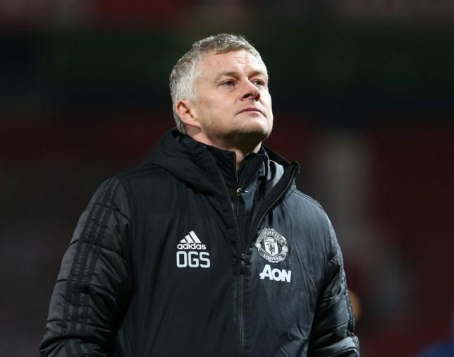Ole Gunnar Manchester United v Paris Saint-Germain: Group H - UEFA Champions League