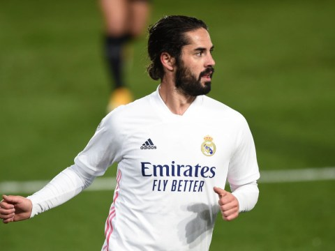 Arsenal keen on signing Isco on six-month loan deal from Real Madrid