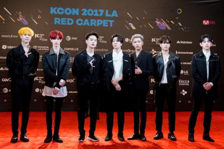 KCON 2017