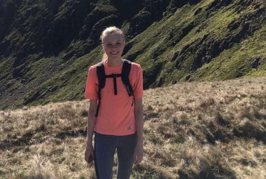 jess flory hiking