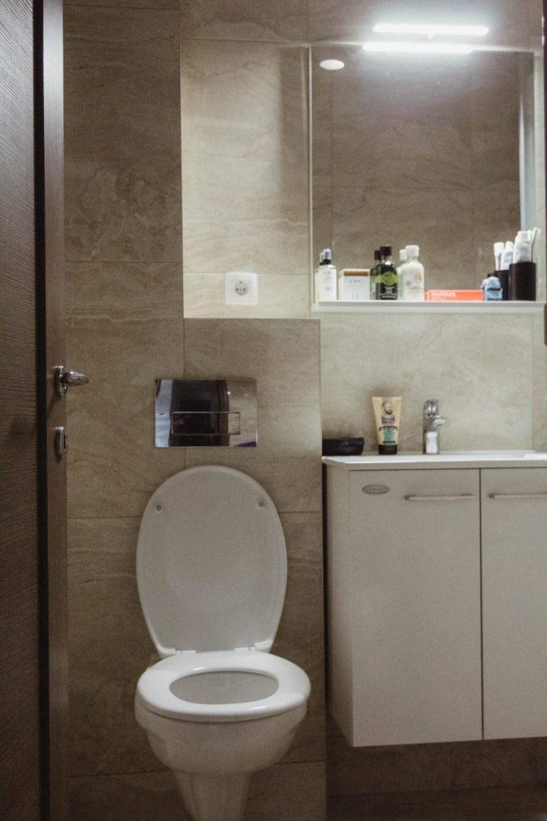 what i rent Dario, Serbia - the bathroom