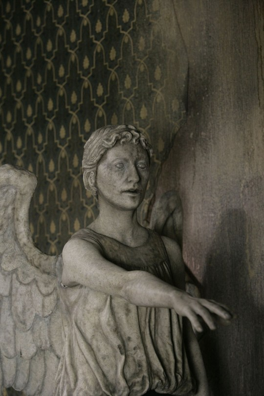 Weeping Angel in Doctor Who