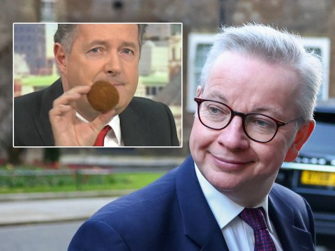 Scotch egg row continues as Gove claims two WOULD count as a substantial meal