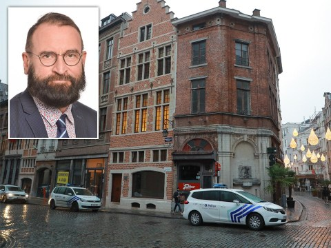 Right wing MEP caught at illegal 'gay sex party' during lockdown