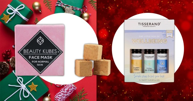 Self-care stocking fillers