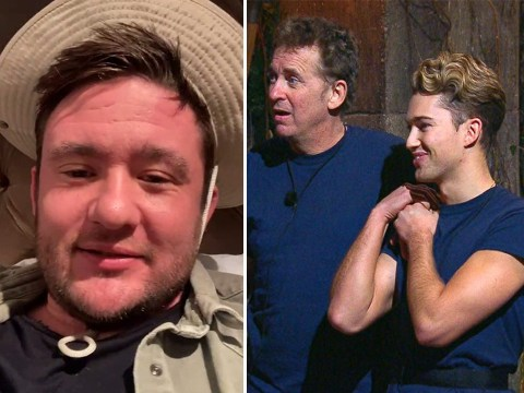 I'm A Celebrity 2020: Shane Richie's son insists he 'doesn't hate' AJ Pritchard but believes he won't final