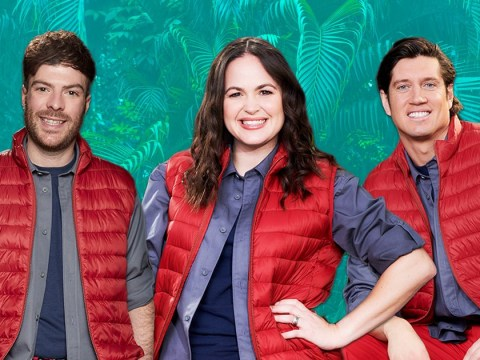 What time is the I'm A Celebrity final tonight and who is left in the castle?