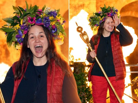 I'm A Celebrity 2020 final live: Giovanna Fletcher is crowned Queen of the Castle