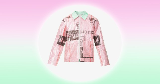 The £445 jacket