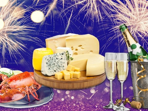 Why Brits are buying more luxury food and drink ahead of this new year