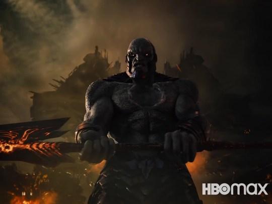 Justice League: Snyder Cut trailer