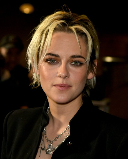 Kristen Stewart on starring in Hollywood's first homosexual Christmas film