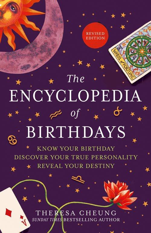 Theresa Cheung Encyclopaedia of Birthdays