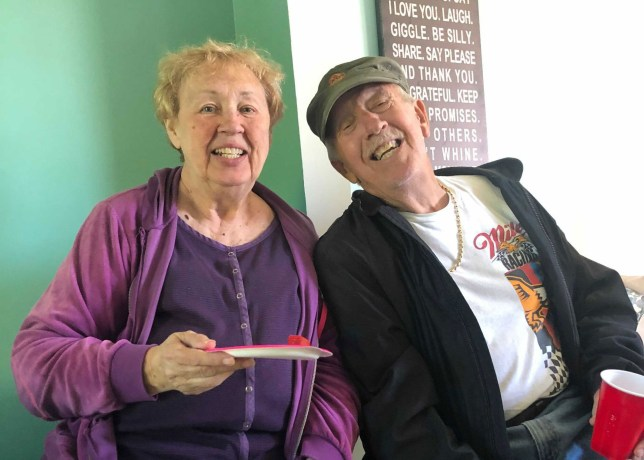 Leslie and Patricia McWaters Couple married for 47 years die from Covid on the same day