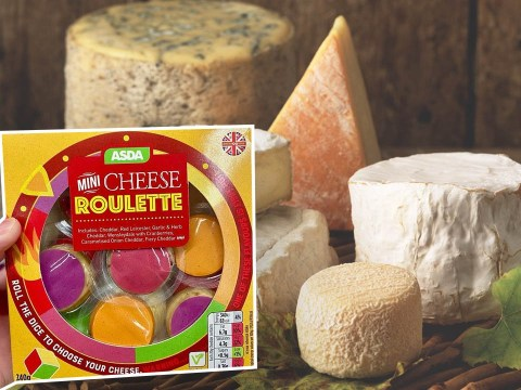 Asda launches a mini cheese roulette with one spicy flavour