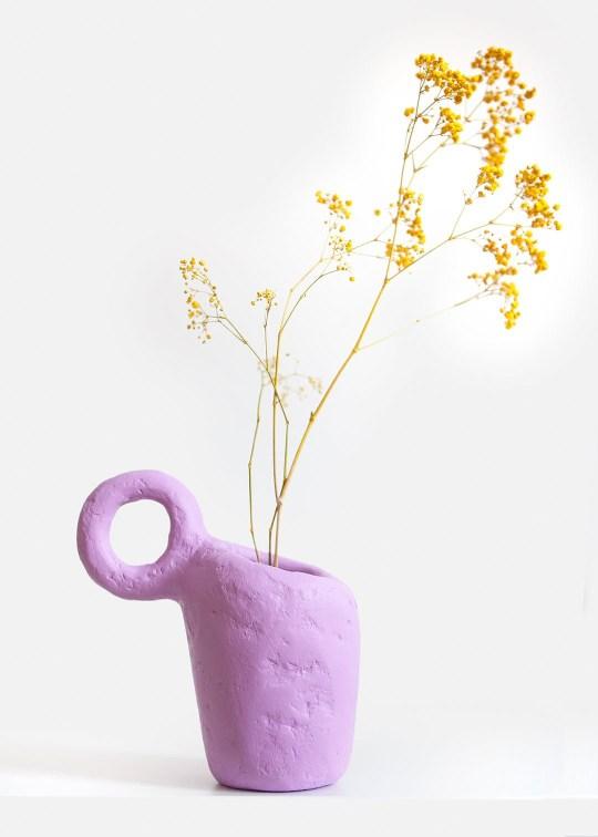 Mio Vase, De La Jardin