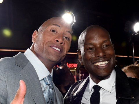 Fast and Furious star Tyrese confirms his feud with Dwayne 'The Rock' Johnson is officially over