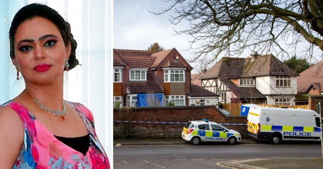 Gurpreet Singh, 45, is accused of murdering wife Sarbjit Kaur, 38, with the help of an unknown accomplice at their home in Wolverhampton on February 16, 2018.