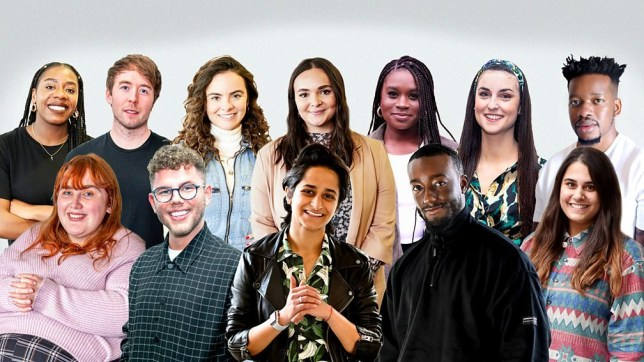BBC Radio 1's line up of guest presenters