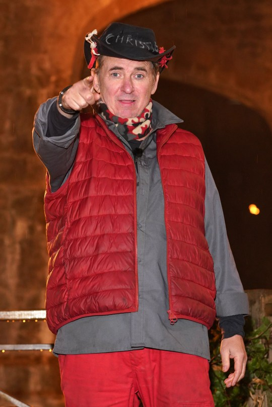 Shane Richie leaves I'm A Celeb