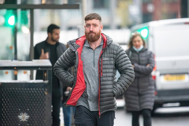 Pictured is Daniel Naylor arriving at court. Two drunken friends Daniel Naylor and Daniel Keigher sparked mayhem on a holiday jet after they demanded one bottle of champagne and a bottle of brandy - when told they could ''only'' have one drink each. Both were jailed for 18 weeks. Disclaimer: While Cavendish Press (Manchester) Ltd uses its' best endeavours to establish the copyright and authenticity of all pictures supplied, it accepts no liability for any damage, loss or legal action caused by the use of images supplied. The publication of images is solely at your discretion. For terms and conditions see http://www.cavendish-press.co.uk/pages/terms-and-conditions.aspx