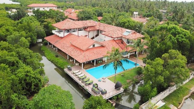 Villa Hundira, Thalahena, Sri Lanka