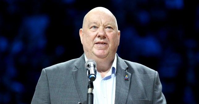 Mayor of Liverpool Joe Anderson, who has been arrested as part of a bribery probe