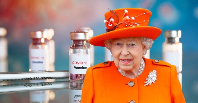 Queen to get vaccine in weeks AFP|Getty Images