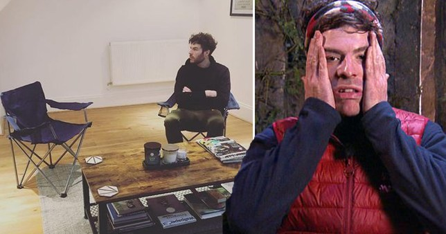 I'm A Celebrity 2020: Jordan North has sofa 'nicked' by mate while away