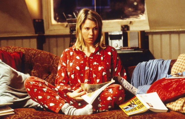 Editorial use only. No book cover usage. Mandatory Credit: Photo by Alex Bailey/Miramax/Universal/Kobal/REX (5884661f) Renee Zellweger Bridget Jones's Diary - 2001 Director: Sharon Maguire Miramax/Universal UK/USA Scene Still Comedy Le Journal de Bridget Jones
