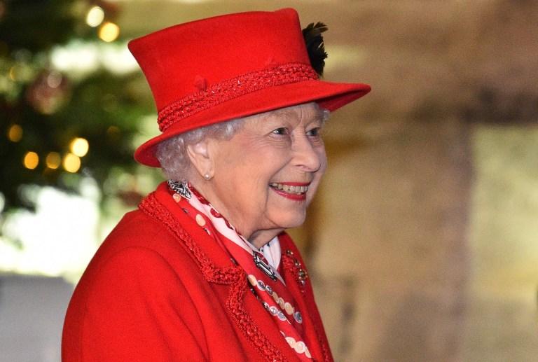 Queen Elizabeth II at Windsor Castle