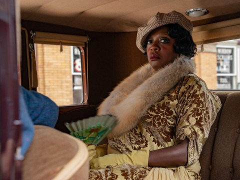 Viola Davis on playing blues singer Ma Rainey and why Chadwick Boseman deserves an Oscar