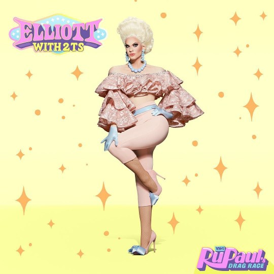 RuPaul's Drag Race season 13 - Elliott