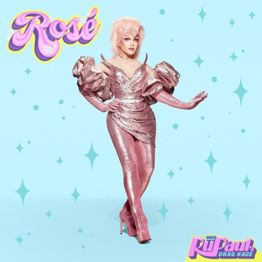 RuPaul's Drag Race season 13 - ROSE