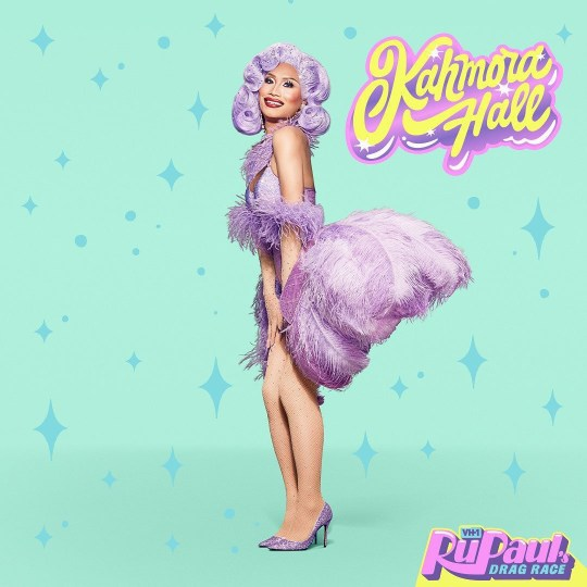RuPaul's Drag Race season 13 - KAHMORA HALL