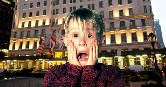 Christmas in New York: Inside the Plaza viewers stunned after Home Alone hotels costs 23k a night