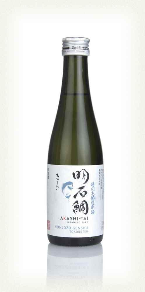 Akashi-Tai Honjozo Sake (Tokubetsu)