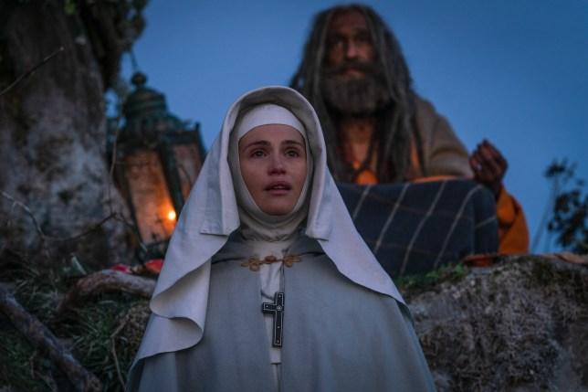 Gemma Arterton in BBC three-part series Black Narcissus