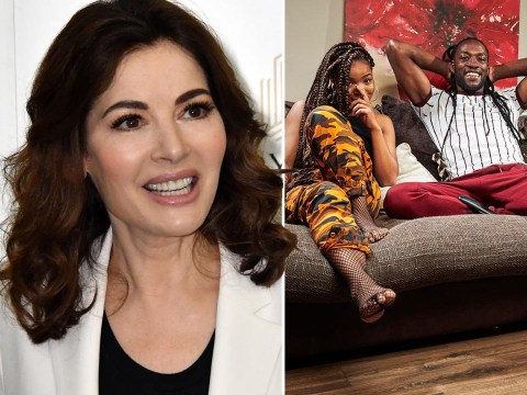 Gogglebox viewers bitterly disappointed not to see cast's reaction to Nigella's pronunciation of microwave