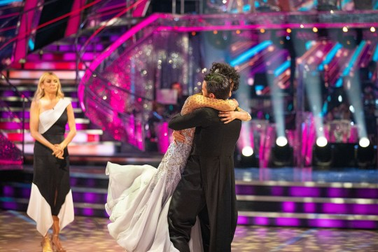 Ranvir Singh and Giovanni Pernice's final dance