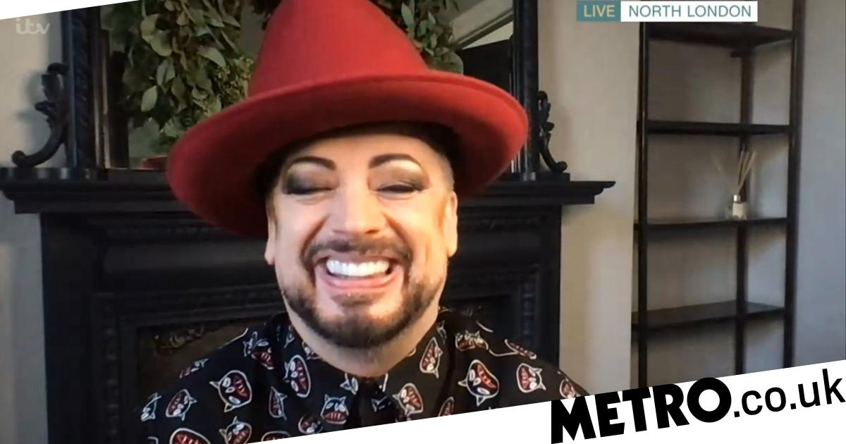 Boy George confesses to stealing make-up before fame ...