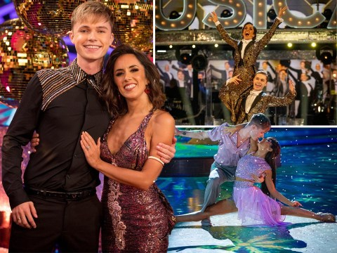 Strictly Come Dancing 2020: Janette Manrara will 'miss HRVY so much' after reaching first ever final