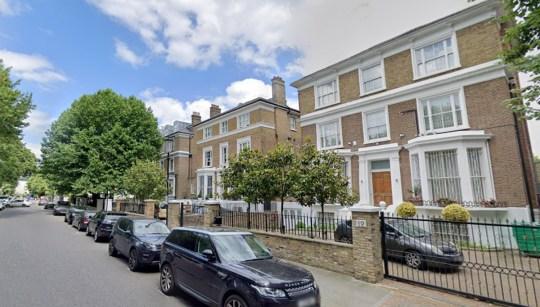 Holland Villas Road, London Picture: Google Maps