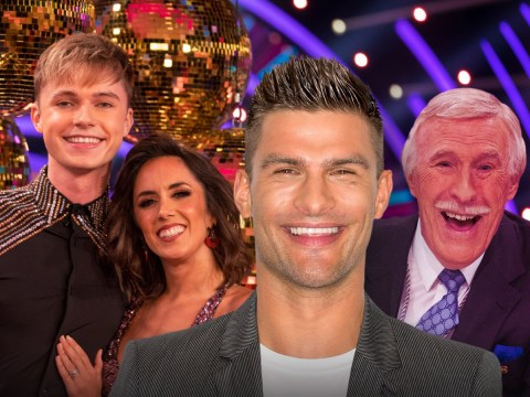 Strictly Come Dancing 2020: Aljaz Škorjanec quotes Bruce Forsyth as he tells Janette Manrara and HRVY he's 'beyond proud' of them