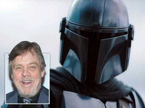 The Mandalorian: Star Wars legend Mark Hamill reacts to big season 2 finale twist