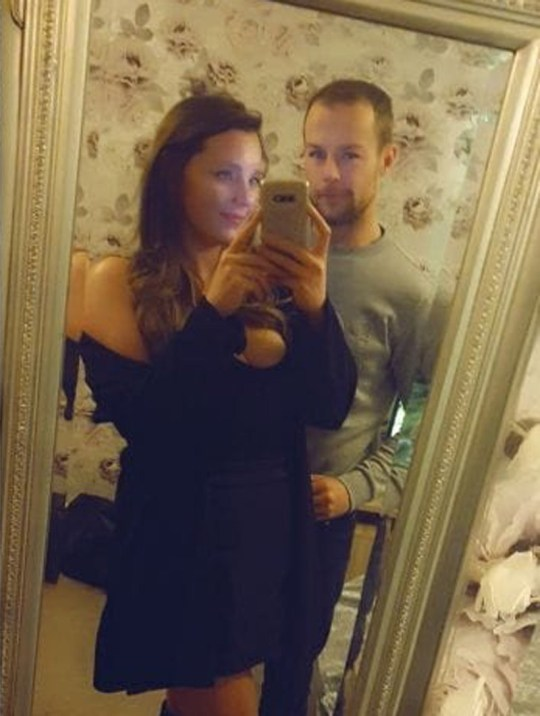 Dale McLaughlan and girlfriend Jessica Radcliffe (Picture: Facebook)