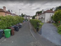Gunman opens fire twice in Manchester house on xmas day