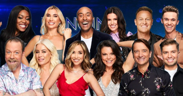 the full dancing on ice 2021 line up
