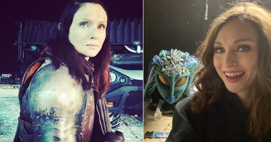 Sophie Ellis Bextor's husband missed Game Of Thrones reference on The Masked Singer